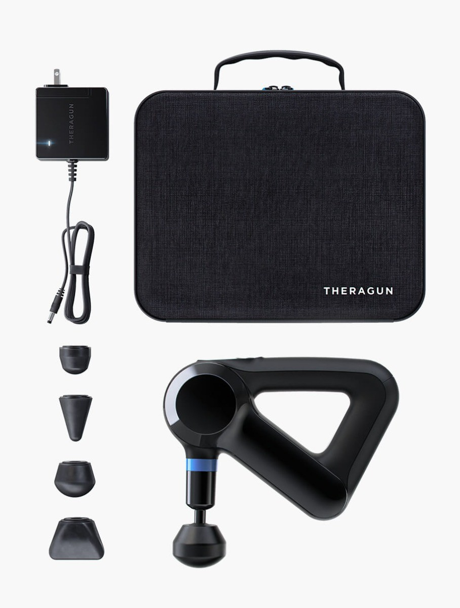 theragun elite black whats included