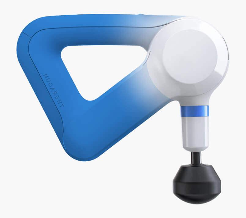 theragun elite ergonomic multi grip
