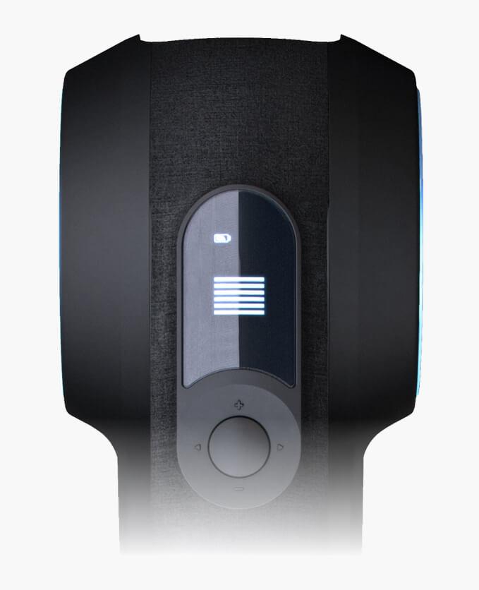 theragun pro oled screennforce meter