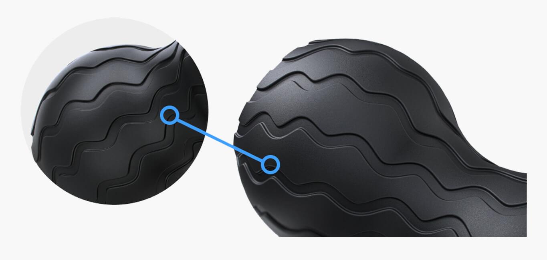 wave duo innovative texturel
