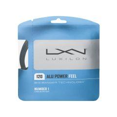 Luxilon Alu Power Feel 120 Silver 12.2m Set