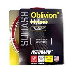 ASHAWAY OBLIVION SQUASH HYBRID 11m SETS
