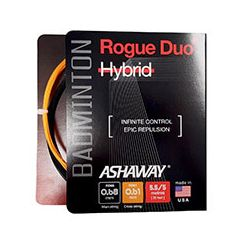 ASHAWAY ROGUE DUO BADMINTON HYBRID 10.5m SET