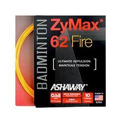 ASHAWAY ZYMAX 62 FIRE BADMINTON 10m SET