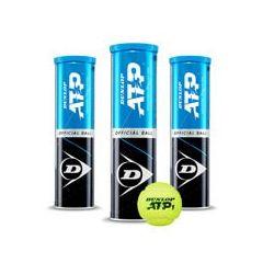 Dunlop ATP Official 4 Ball Can (Dozen)