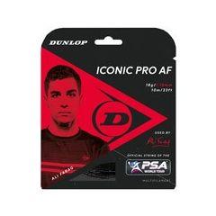 Dunlop Iconic Pro AF Squash 10m Set