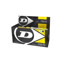 Dunlop Pro PU Grip 24 Box Assorted Squash