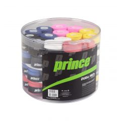 Prince DuraPro+ Overgrip Jar 50 Pieces
