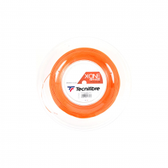 Tecnifibre X-One Biphase Orange Squash 1.18mm (200m Reel)