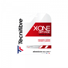 Tecnifibre X-One Biphase Squash 10m Set