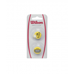 Wilson Emoti Fun Big Smile/Call Me Dampeners 2 Pack
