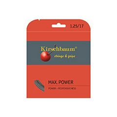 Kirschbaum Max Power 12M SET