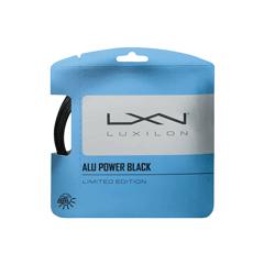 Luxilon Alu Power Black 125 LE 12.2m Set