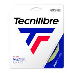 Tecnifibre Multifeel 12.2m Set Natural Tennis