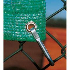 Dark Green tennis windbreak