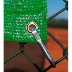 Light Green tennis windbreak