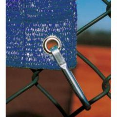 Blue Windbreak for tennis