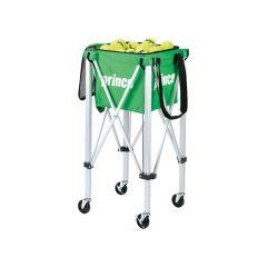 Prince Wheeled Tennis Ball Basket / Trolley