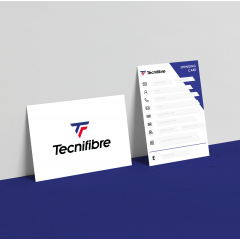Tecnifibre Stringing Card Pack of 50
