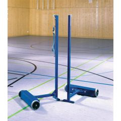 Edwards Wheelaway Competition Badminton Posts (Set)