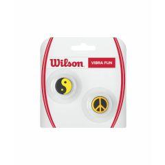 Wilson Vibra Fun Dampeners Ying Yang / Peace 2 Pack