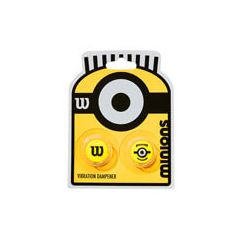 Wilson Minions Vibration Dampener 2 Pack