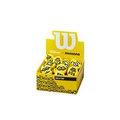 Wilson Minions Vibration Dampener Box 50 Pack