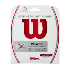 Wilson Synthetic Gut Power 12.2m Set