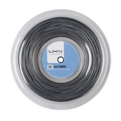 Luxilon Alu Power 200m Reel 115 Silver