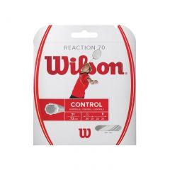 Wilson Reaction 70 White Badminton Set