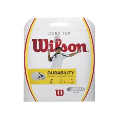 Wilson Dura Top White 21 Badminton Set