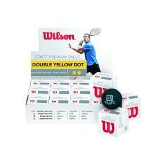 Wilson Staff Squash Balls 1 Dozen Box
