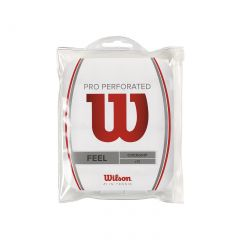 Wilson Pro Overgrip Perforated 12 Pack