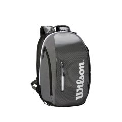 Wilson Super Tour Backpack BK/GRY