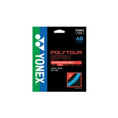 Yonex Poly Tour Spin Cobalt 12m Set
