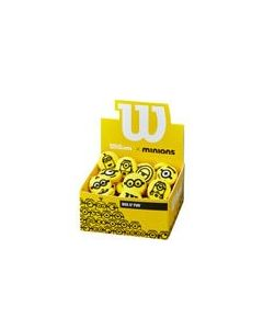Wilson Minions Vibration Dampener Box 50 Pack