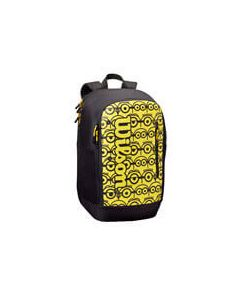 Minions by Wilson Tour Backpack Black/Yellow