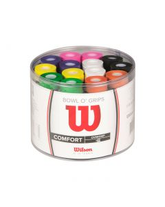 Wilson Bowl O' Grips Assorted 50 Pieces